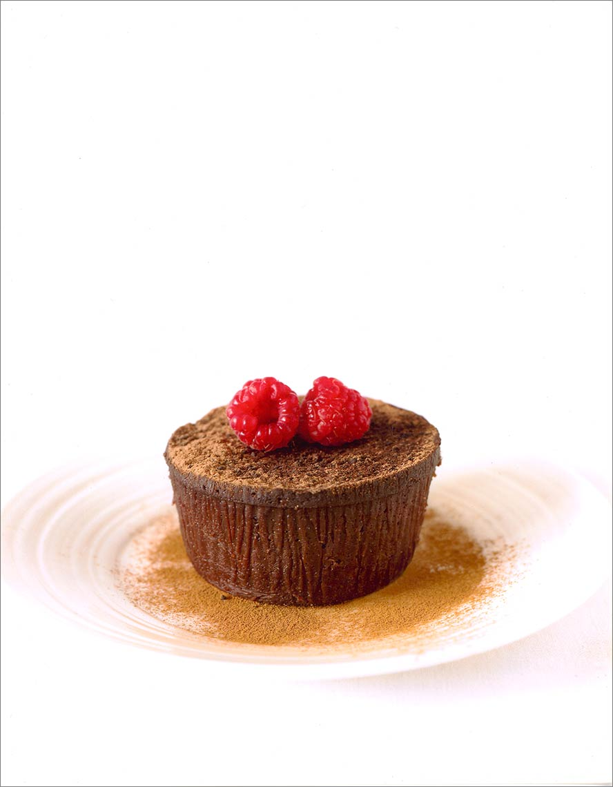 Chocolate-muffin