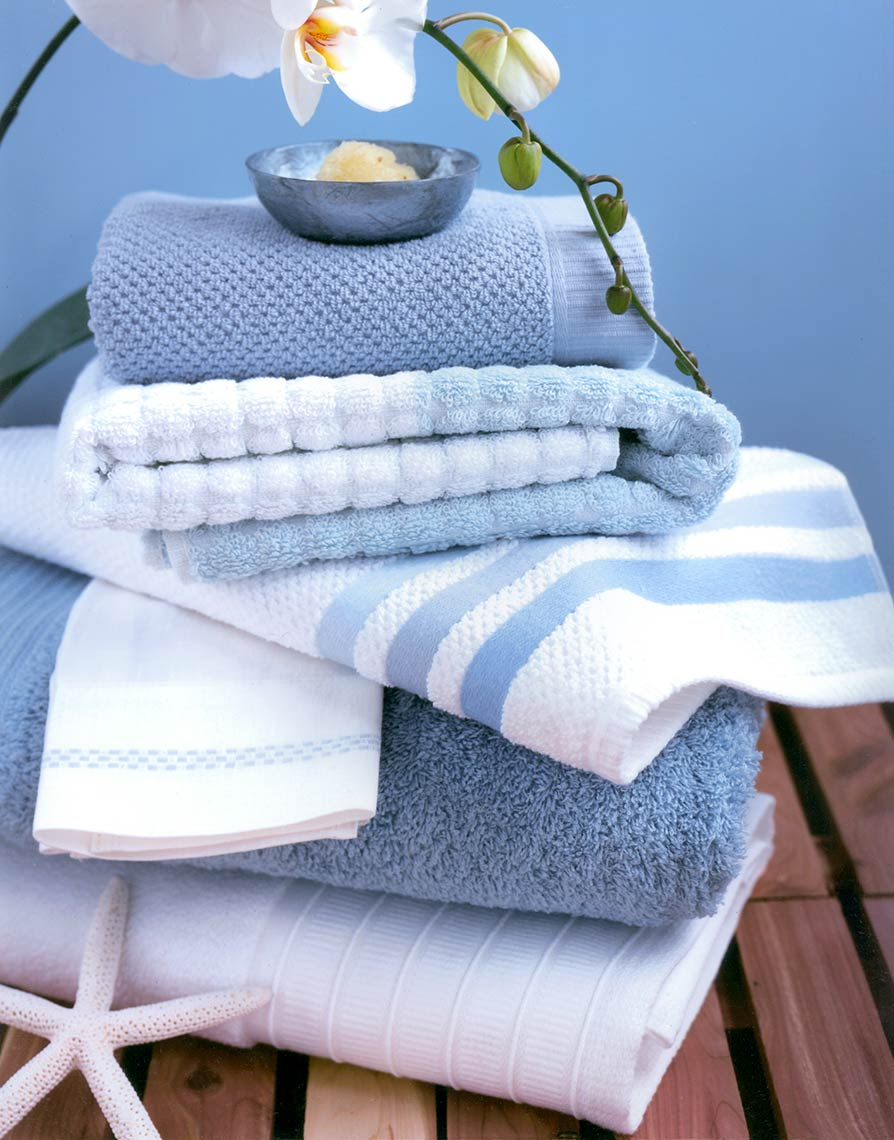 Towels-orchid